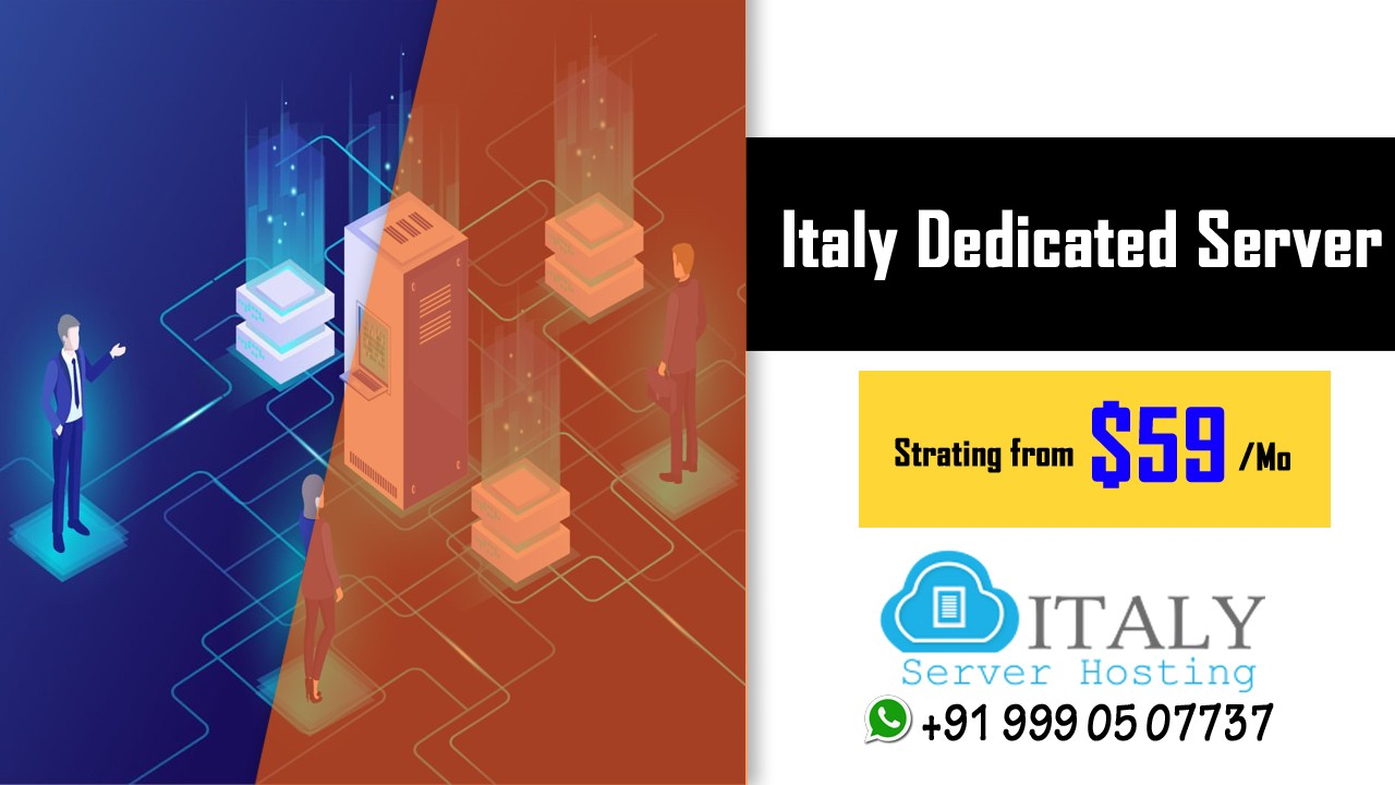 Dedicated - Italy