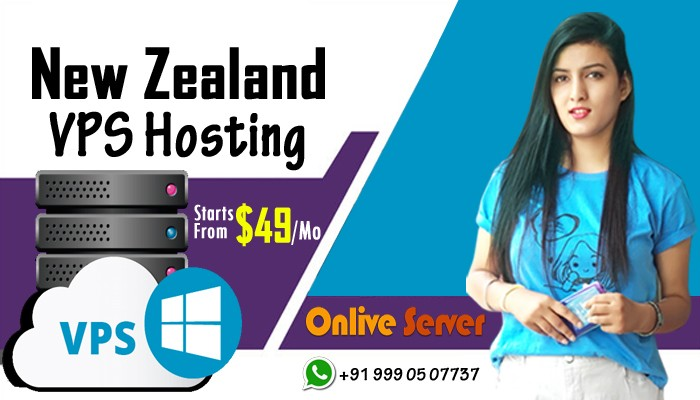 New Zealand VPS Server – Combining Hassle Free Performance with Affordability
