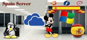 Cloud Spain VPS Hosting