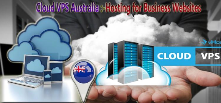 Cloud VPS Australia