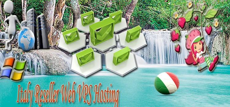 Italy Reseller web vps hosting