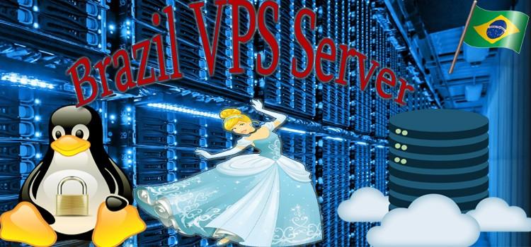 Brazil VPS Server