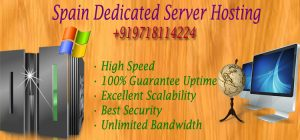 Spain Dedicated Server Hosting