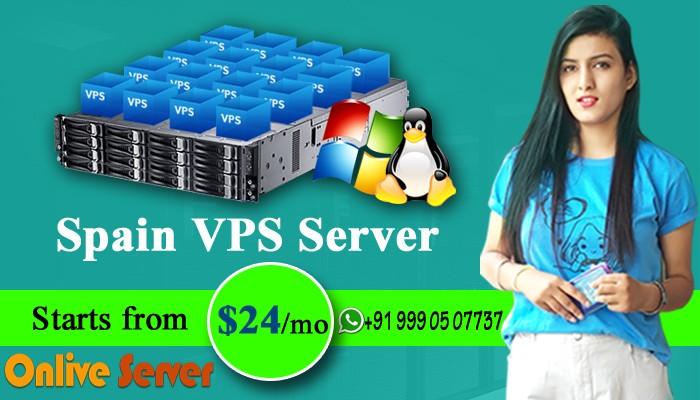 spain server hosting