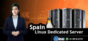 Spain Linux Dedicated Server