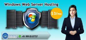 Windows Web Server Hosting