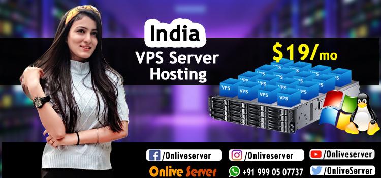 India VPS Server Hosting
