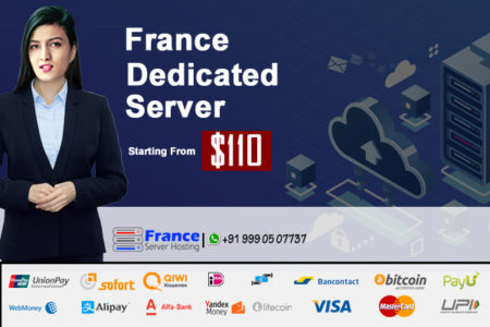 France Dedicated Server Hosting