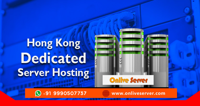 Hong Kong Dedicated Server Is More for Online Business