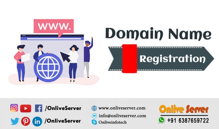 WHY HAVING A DOMAIN NAME REGISTRATION IS CRUCIAL?