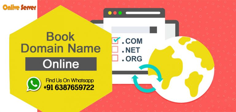 How to Book Domain Name Online Efficiently and Safely
