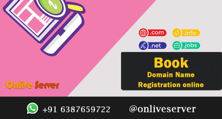 Check Out The Easy Steps While; Book Domain Name Registration Online