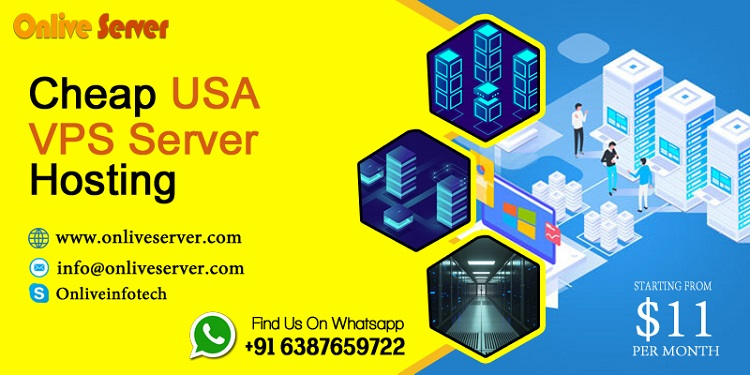 How To Bright Your Online Business with USA VPS Hosting Plans by Onlive Server?
