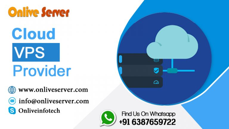 Best Cloud VPS Provider in India Get the at by Low-Cost Onlive Server